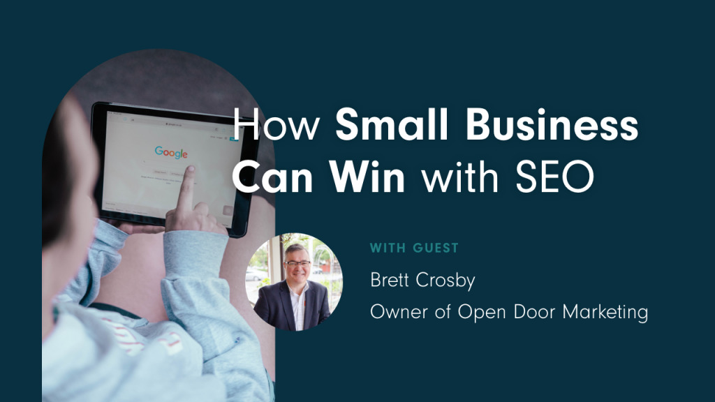 Free Webinar How Small Business Can Win with SEO